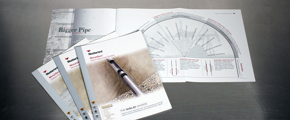 Weatherford Solid Expandable Brochures